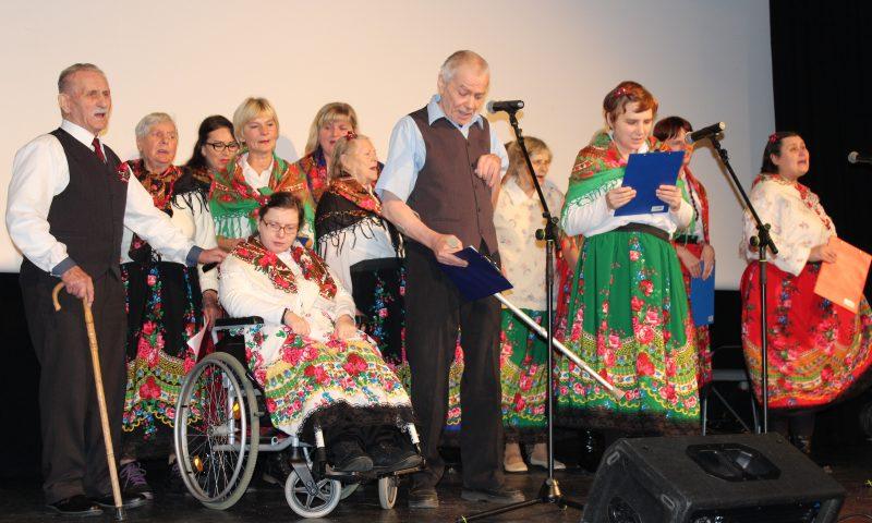Uroczyste Obchody Międzynarodowego Dnia Osób Niepełnosprawnych