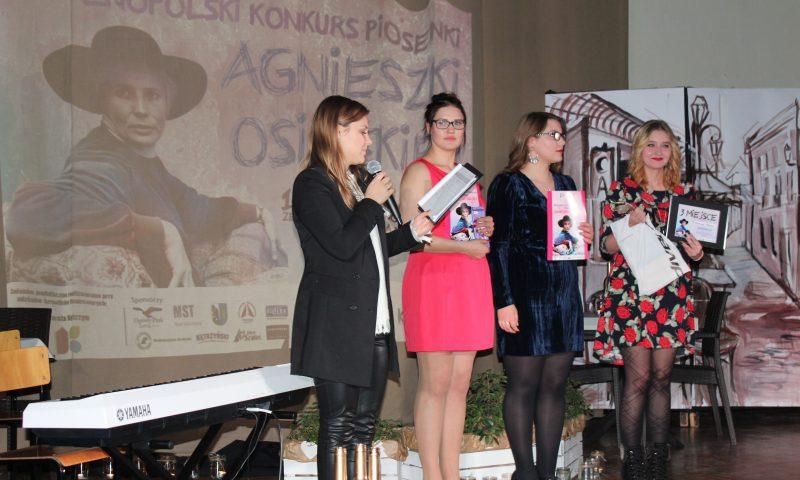 Wyłoniono laureatów Ogólnopolskiego Koncertu Agnieszki Osieckiej