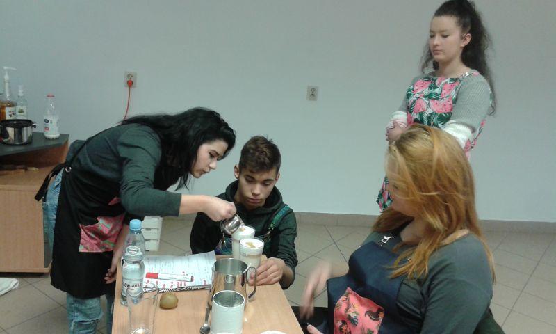 Kurs baristy w Centrum Kształcenia Praktycznego w Kętrzynie