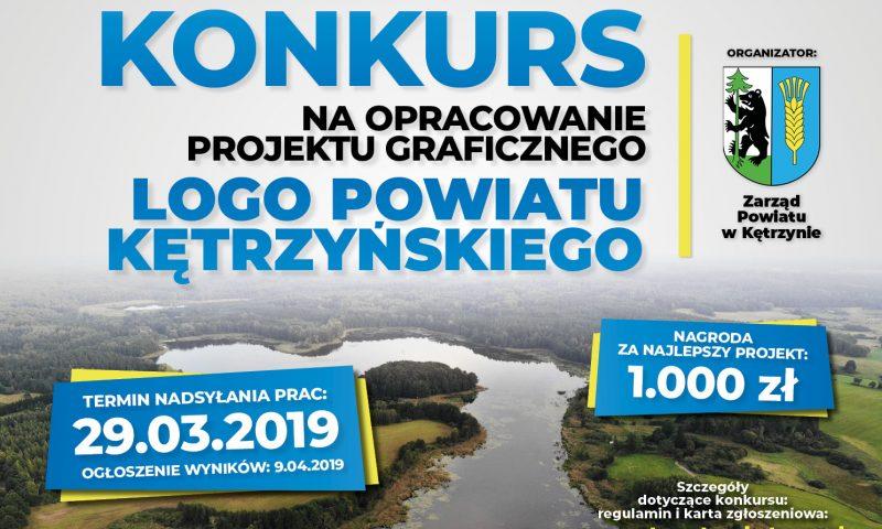 Konkurs na logo Powiatu Kętrzyńskiego nie został rozstrzygnięty