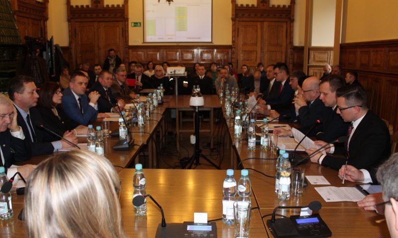 VI sesja VI kadencji Rady Powiatu w Kętrzynie