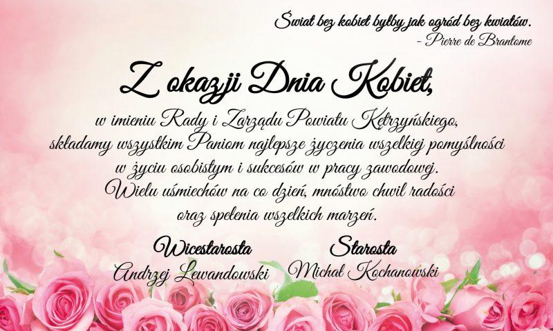 Moc życzeń z okazji Dnia Kobiet