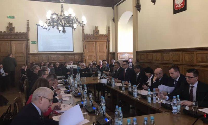 VII sesja VI kadencji Rady Powiatu w Kętrzynie