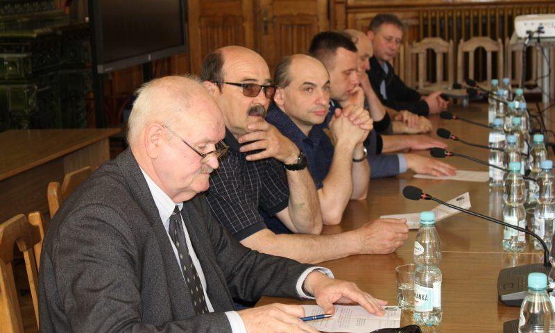 Posiedzenie Powiatowej Rady Rynku Pracy w Kętrzynie