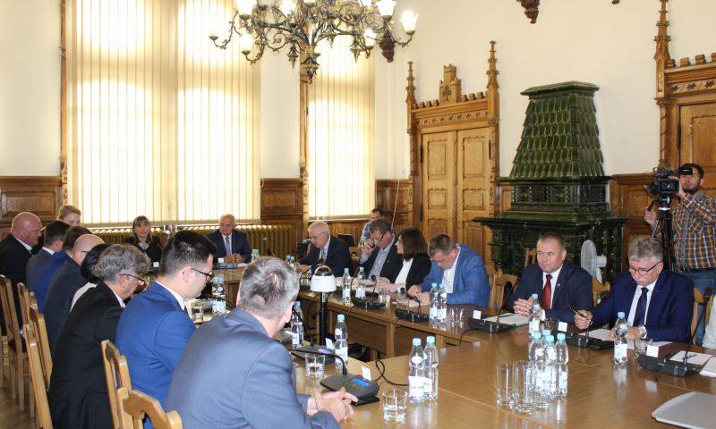 XI Sesja Rady Powiatu           w Kętrzynie