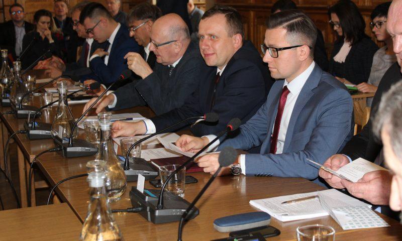 XV sesja Rady Powiatu w Kętrzynie