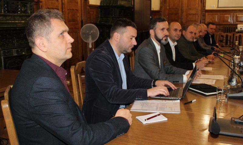 Pierwsze spotkanie Zespołu             Koordynującego             przygotowanie i opracowanie Strategii elektromobilności