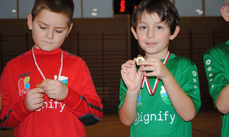 Mikołajkowy Turniej Piłki Nożnej rocznik 2011 i młodsi