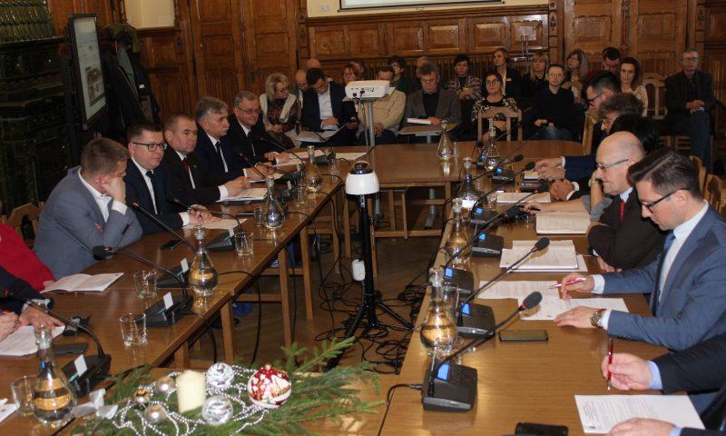 XVII sesja VI kadencji Rady Powiatu w Kętrzynie