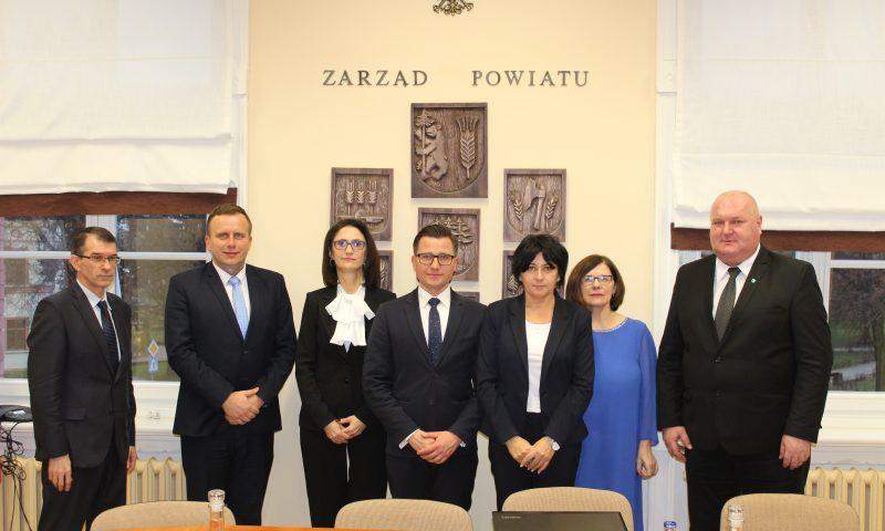 XVIII sesja Rady Powiatu w Kętrzynie zamykająca 2019 rok