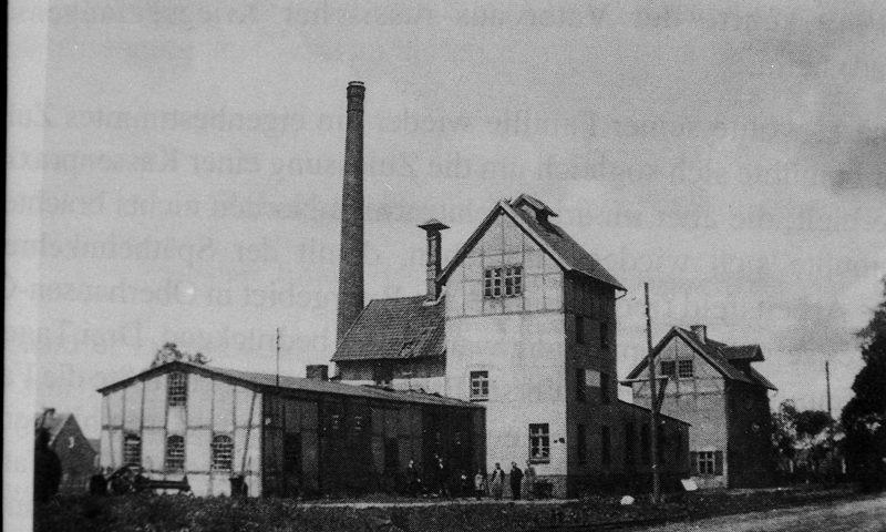 Jeśli chcesz się dowiedzieć ile i jakie zakłady przemysłowe były na terenie powiatu przed 1945 r. oraz kiedy latały zeppeliny? Przyjdź do Centrum!