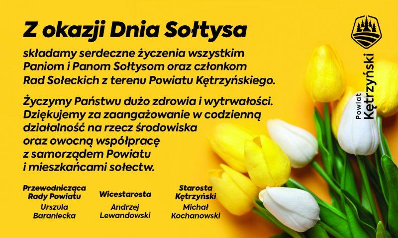 11 marca – ogólnopolski Dzień Sołtysa