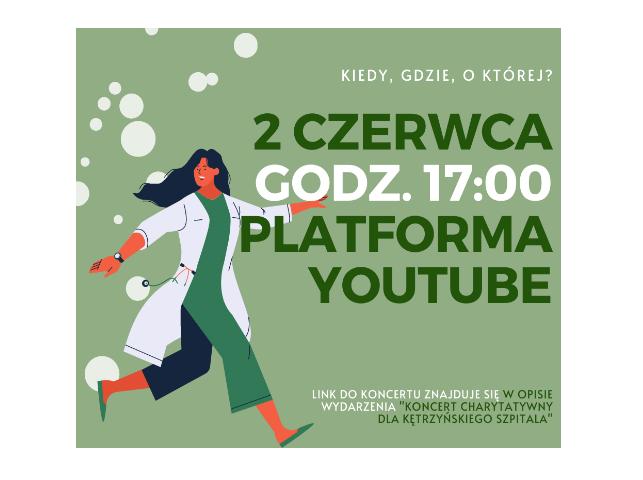 Młodzież z powiatu kętrzyńskiego zaprasza na muzyczne wydarzenie