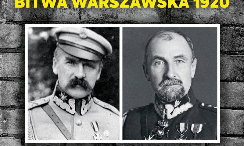 """Zaproszenie na wystawę pn. """"Bitwa Warszawska 1920"""""""