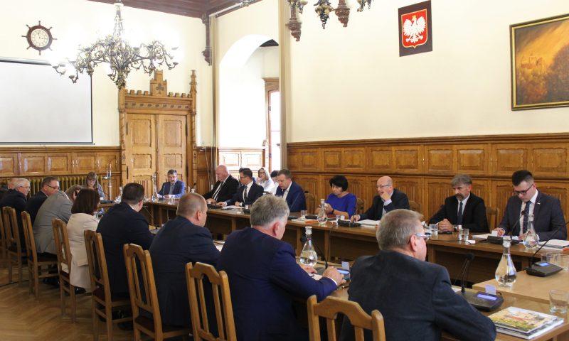 XXV sesja VI kadencji Rady Powiatu w Kętrzynie
