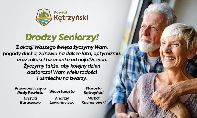 14 listopada 2020 r. – Ogólnopolski Dzień Seniora