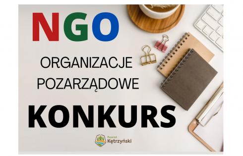 Ogłoszenie Zarządu Powiatu w Kętrzynie w sprawie otwartego konkursu ofert na realizację zadań publicznych w 2021 rok