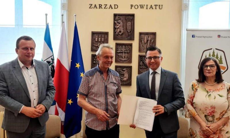 Kolejna inwestycja drogowo – mostowa powstanie na terenie gminy Korsze.