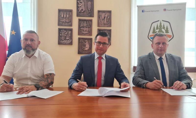 Samorząd powiatu kętrzyńskiego rusza z kolejnymi inwestycjami drogowymi