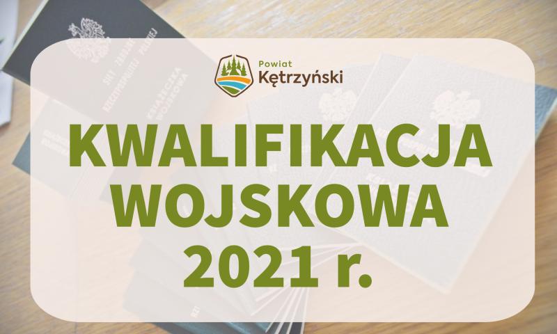 Kwalifikacja Wojskowa w Powiecie Kętrzyńskim
